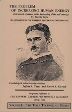 The Problem of Increasing Human Energy by Nikola Tesla - New-Tesla Society Book