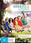 Winners And & Losers - Season 3 DVD R4 *NEW & SEALED*