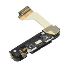iPhone 4 4G Replacement Charging Dock Assembly + Loudspeaker & Microphone Black