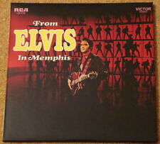 CD Album Elvis Presley - From Elvis in Memphis (Mini LP Style Card Case) NEW