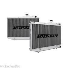 Mishimoto MMRAD-AE86-83 83-87 Toyota Corolla Manual Aluminum Radiator