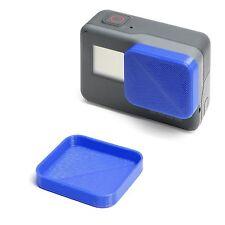 Linsen Schutz für GoPro Go Pro HERO 5 Lens Cap Protector Abdeckung Kappe Blue