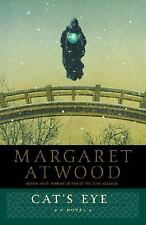 Cat's Eye, Margaret Atwood, Good Condition, Book