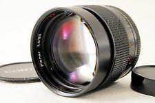 Contax Carl Zeiss Planar T* 85mm f/1.4 f1.4 AEG MF [Excellent] F/S From Japan