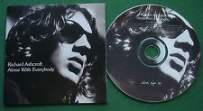 Richard Ashcroft Alone With Everybody inc Brave New World & New York + CD