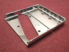 Fender Tele/Telecaster Split Vintage Ashtray Style Bridge Plate - NEW