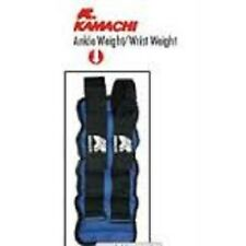Kamachi 1 Kg Ankle / Wrist Weight Pair Of 2 For Exercise Fitness Home Gym.