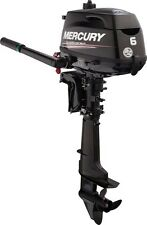 "Mercury 6 HP Four Stroke Outboard Engine NEW 15"" Short Shaft Model # 1FX6201EK"
