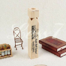 Wooden Steam Train Whistle Toy With Authentic Vintage Sound - Kids Toy ぱ