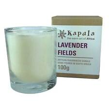 Lavender Scented Tumbler Candle - Handmade in South Africa - Fair Trade