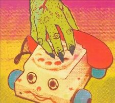 THEE OH SEES Castlemania CD NEW Digipak In The Red ITR 208 alt indie psych rock