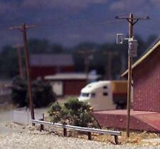 Osborn Models 1099 – Utility Posts and Transformers – HO Scale