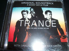Trance Original Soundtrack By Rick Smith (Danny Boyle Film) CD - New