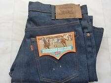True Vintage 1980's LEVIS 517 Bootcut Denim Jeans 34x31 Authentic MADE IN USA