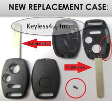 OUCG8D-380H-A uncut key remote transmitter clicker keyfob fob replacement case