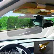 Auto Sun Visor Clip Sunshade Goggles Cover Day and Night Anti-Dazzle Mirror Kits