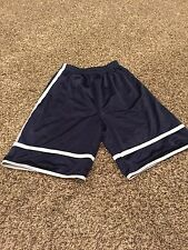 Navy Blue Champion Workout Shorts Youth Xl