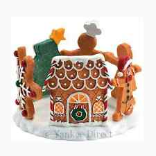 Yankee Candle Gingerbread Jar Sleeve