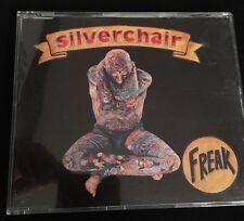 Silverchair. Freak. CD single. 1997. 3 Songs Plus Interview.