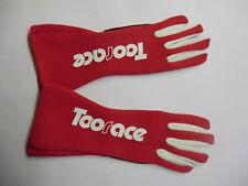 Handschuh  Rot FIA 8856-2000 Fahrerhandschuh Rallye Racing Motorsport Toorace