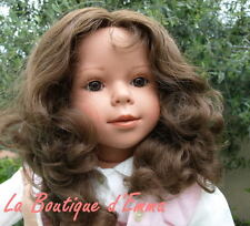 SANDRA BELLE POUPEE DE COLLECTION REBORN de Carmen Gonzales 80 cm