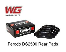 Ferodo DS2500 Rear Brake Pads for Renault Megane RS (2009+) - PN: FCP1491H