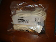 Ikea Hemma Lamp Light Cord Cable Ceiling Pendant Shade 15 Feet White Brand New