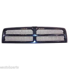 New BLACK Front GRILLE For Dodge Ram 1500,Ram 3500,Ram 2500 CH1200188 5EZ51RX8
