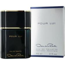 POUR LUI by Oscar de la Renta Cologne 3.0 oz New in Box