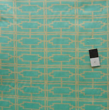 Tina Givens VTG02 Haven's Edge VOILE Walls Turquoise Fabric By The Yard
