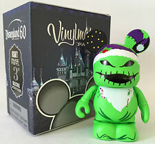 "DISNEY 3"" VINYLMATION 60TH PARK 16 HAUNTED MANSION HOLIDAY OOGIE BOOGIE TOY NEW"