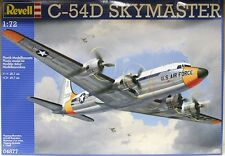 Revell Germany C-54 Skymaster Transport Aircraft model kit 1/72
