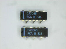 "CA3065  ""Original"" RCA  14P DIP/ZIP  IC  2  pcs"