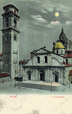 OLD POSTCARD - ITALY - Torino - La Cathedrale - 1920  - H Guggenheim