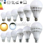 E14 B22 E27 Globe LED Bulb Light Lamp 3W 5W 7W 9W Bright Cool Warm White 240V