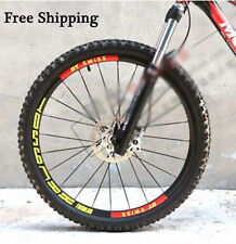 mountain bike bicycle rim cycling wheel set sticker for DT SWISS MTB race decals