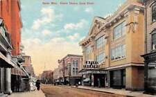 Salem Massachusetts Empire Theatre Essex Street Antique Postcard J48534