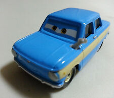 Mattel Disney Pixar Cars 2 Vladimir Trunkov Spielzeug Auto 1:55 Frei Auf Lager