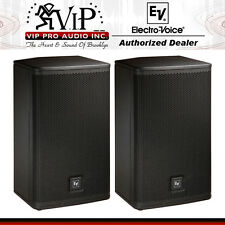 "Electro Voice EV ELX112 12"" Two-Way Full-Fange / Stage Monitoring Speaker (PAIR)"