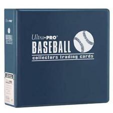 "Ultra Pro Blue 3"" Baseball Card Binder Album 3"" D-Ring  - BRAND NEW"
