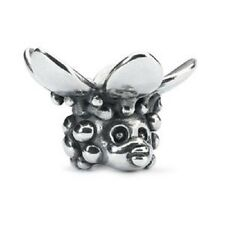 Trollbeads Sterling Silver Genuine Charm Bead Fairy of Nature TAGPE-00062