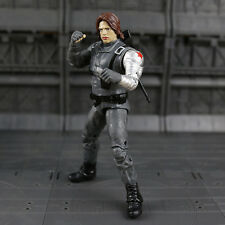 New Marvel Captain America Civil War Winter Soldier Action Figure Toy Doll