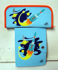 2004 Space Center Bremen (Germany) Notebook & Pencil Case- From Gift Shop  (FW)