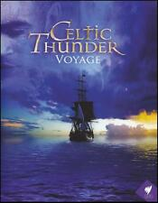CELTIC THUNDER - VOYAGE DVD ~ IRISH / IRELAND / CELTS *NEW*