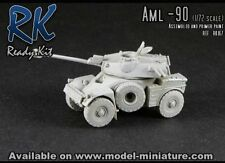 AML-90, français, 1/72, Model-Miniature / Ready Kit