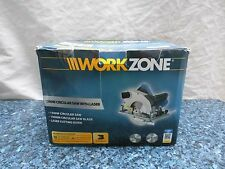 WORK ZONE1500W CIRCULAR SAW WITH LASER. Model: CDY190FLA2