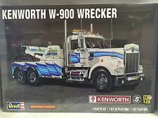 +++ Revell US 1/25 Kenworth® W-900 Wrecker Historic Se Plastic Model Kit 85-2510
