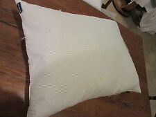 Ralph Lauren Standard Size Feather Pillow White Goose Feathers & Down