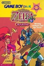 Game Boy #02: The Legend Of Zelda: Oracle Of Seasons-ExLibrary