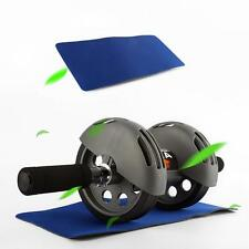 Ab Carver Roller Pro Pushup Abdominal Exercise Core Fitness Abs Workout Wheel